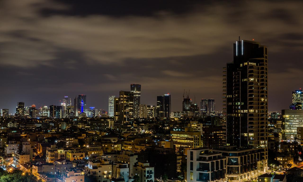 עיר במדינת ישראל